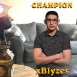 xBlyzes выиграл Masters Tour в Лос-Анджелесе, став чемпионом 2-й раз подряд