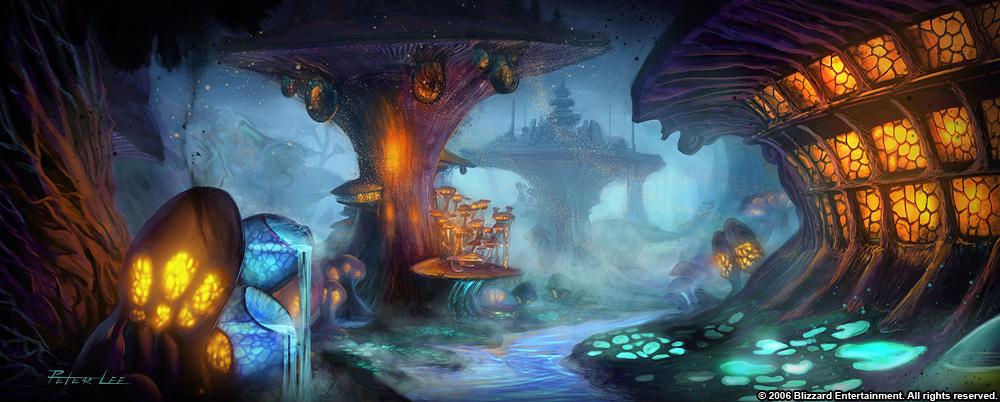Зангартопь - Игровая зона - World of Warcraft