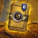 Пакет комплектов золотых карт Hearthstone