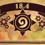 Описание обновления 18.4.0.60352 для Hearthstone от 29 сентября